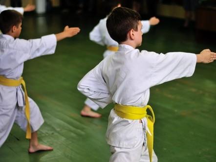 karate dzieci - Fotolia