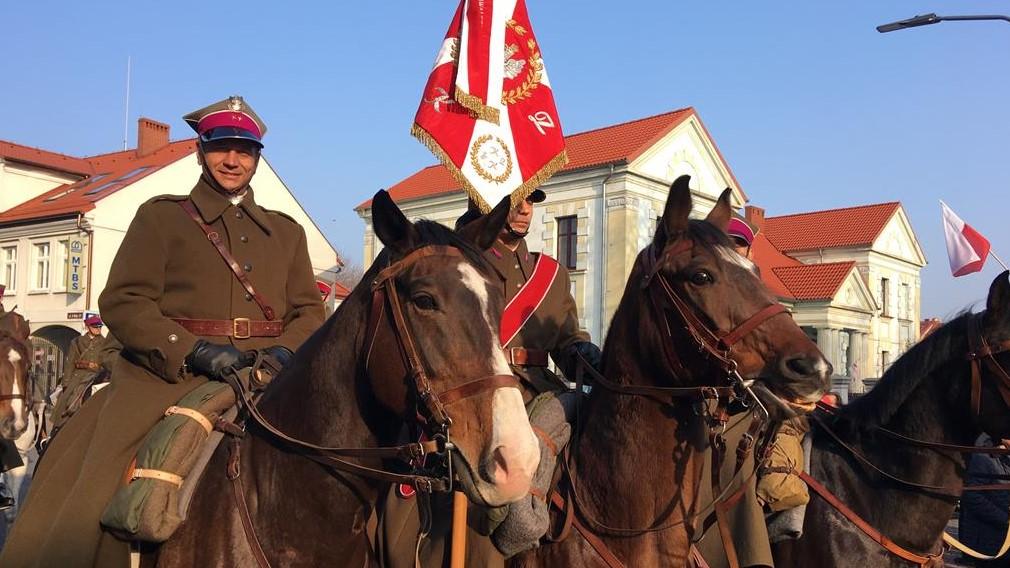 obchody konin święto niepodległości 2018 - Sławomir Zasadzki