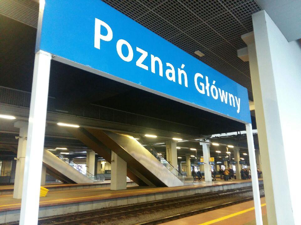 dworzec Poznań - Magdalena Konieczna - Radio Poznań