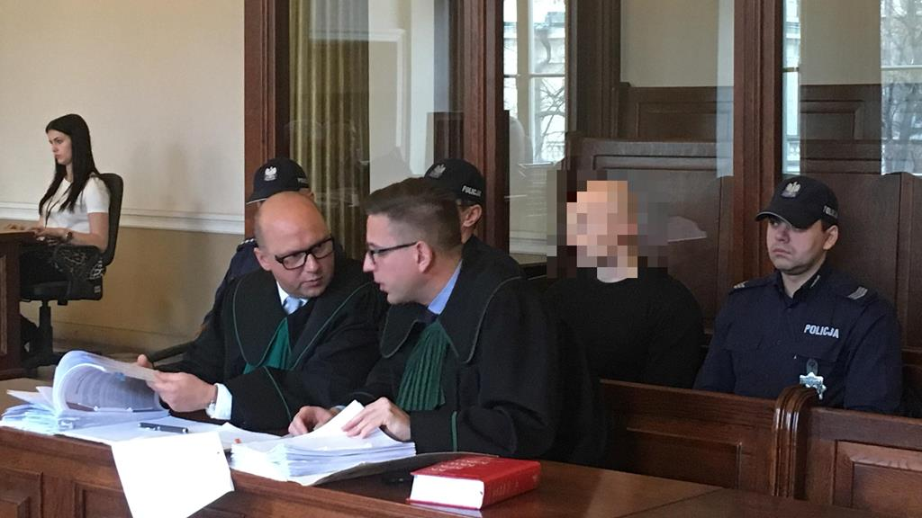 nożownik cerekwica rozprawa sąd - Danuta Synkiewicz