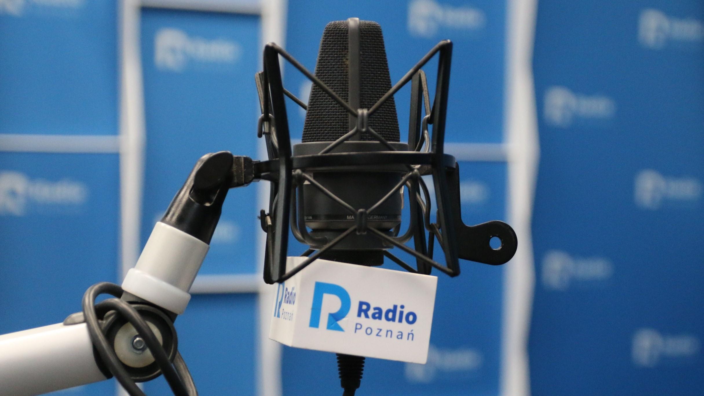 radio poznań mikrofon - Kacper Witt