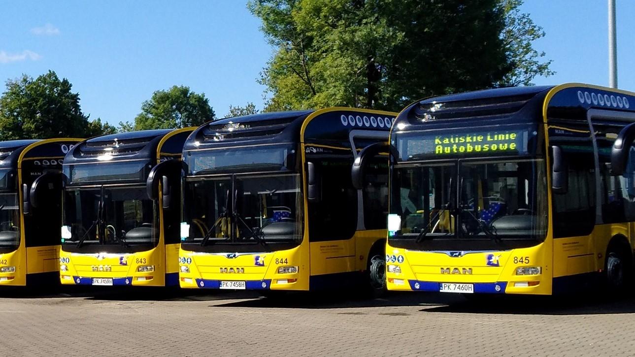 kalisz aurobusy kaliskie linie autobusowe - kla.com.pl