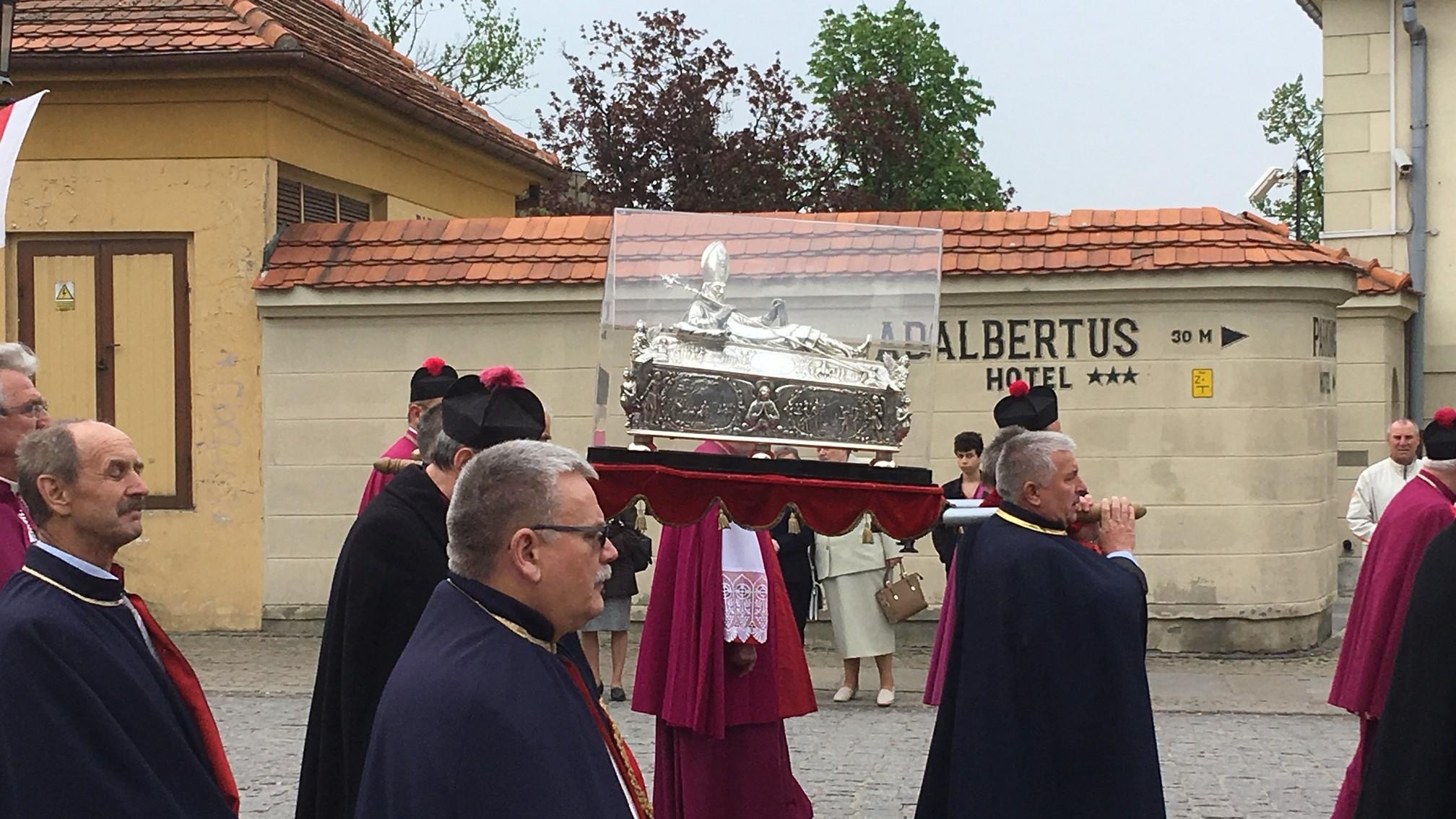 odpust gniezno święty wojciech - Rafał Muniak