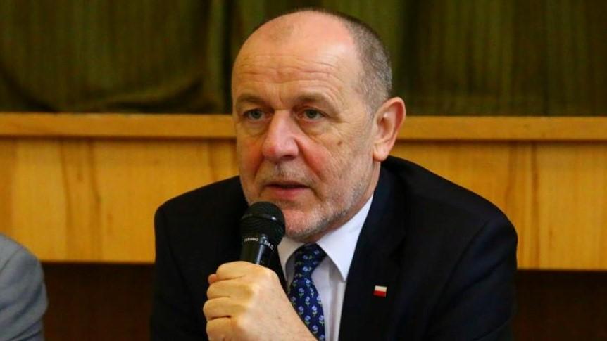 Jan Mosiński - FB: Jan Mosiński- Poseł na Sejm RP