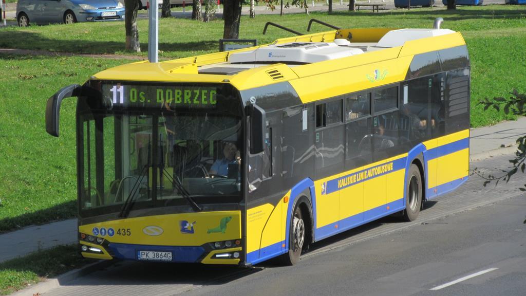 kalisz autobus miejski kla - Wikipedia