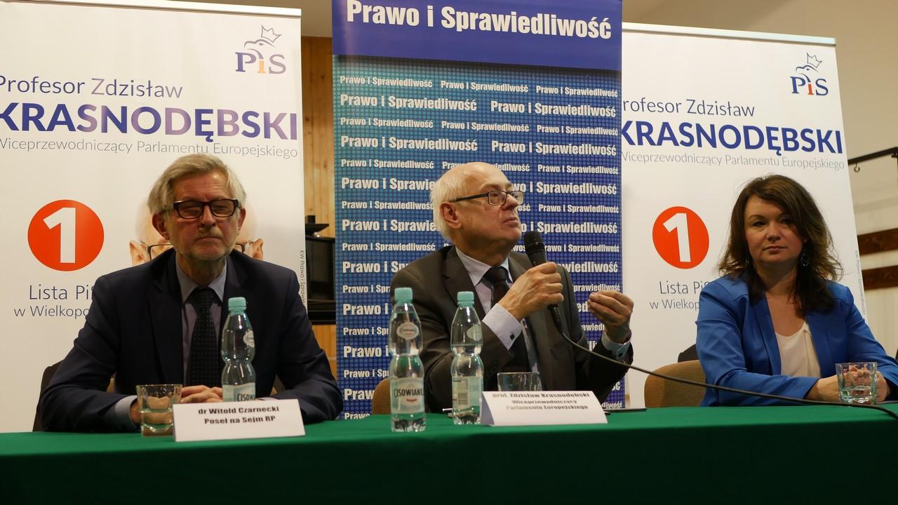 zdzisław krasnodębski konin - Sławomir Zasadzki