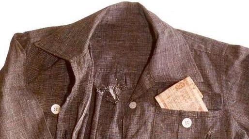koszula romek strzałkowski czerwiec 56 licheń muzeum