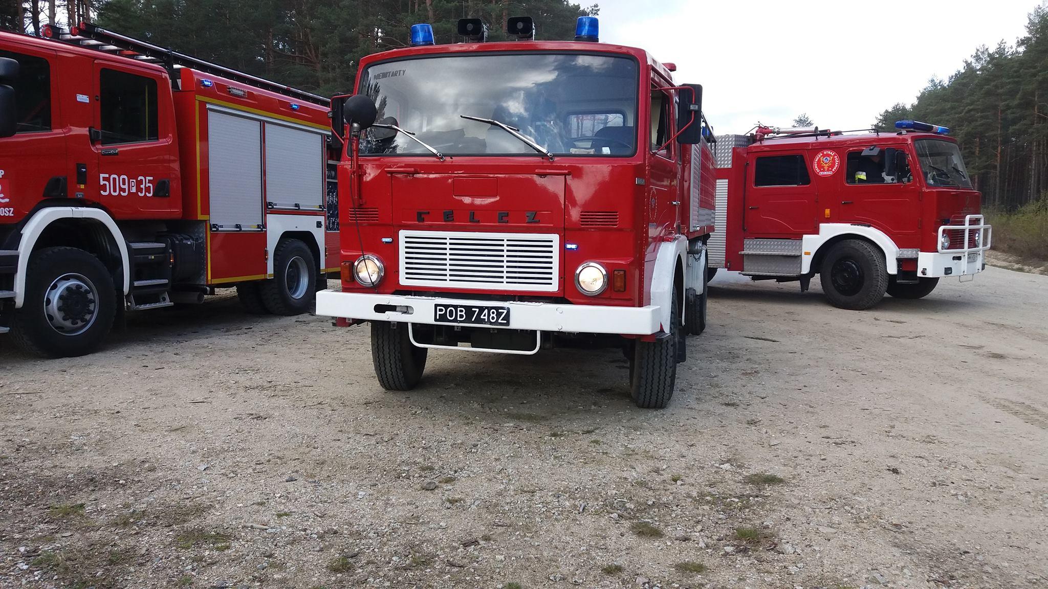 osp sieraków - FB: Ochotnicza Straż Pożarna w Sierakowie
