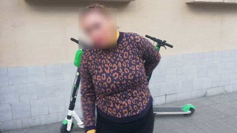 uderzyła kobietę w ciąży przy parku willsona  - Wielkopolska Policja