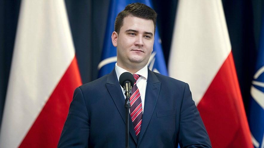 Bartłomiej Misiewicz - Kancelaria Premiera