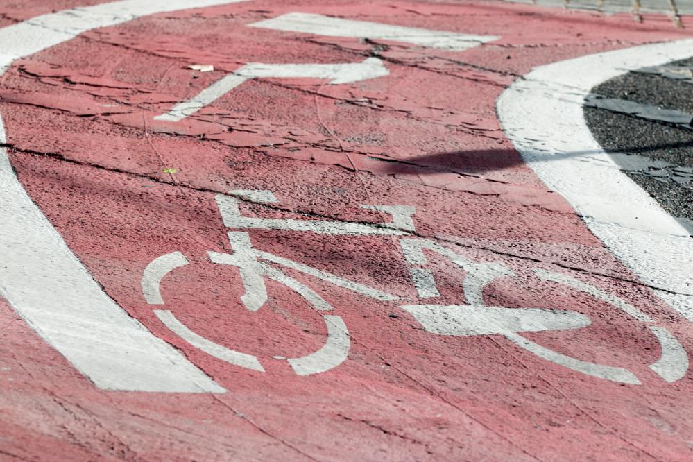 ścieżka rowerowa - Wojtek Wardejn