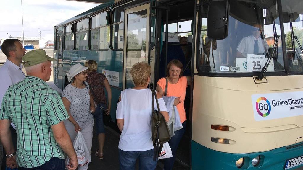 autobusy pks oborniki - Jacek Butlewski