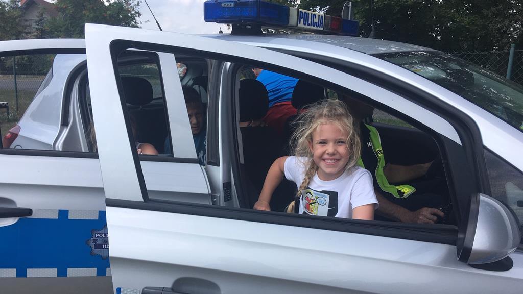 słupca 100 lecie policji - Sławomir Zasadzki