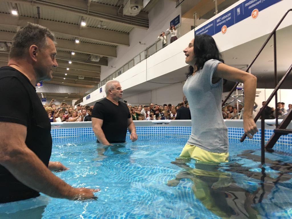 chrzest świadków jehowy - Michał Jędrkowiak