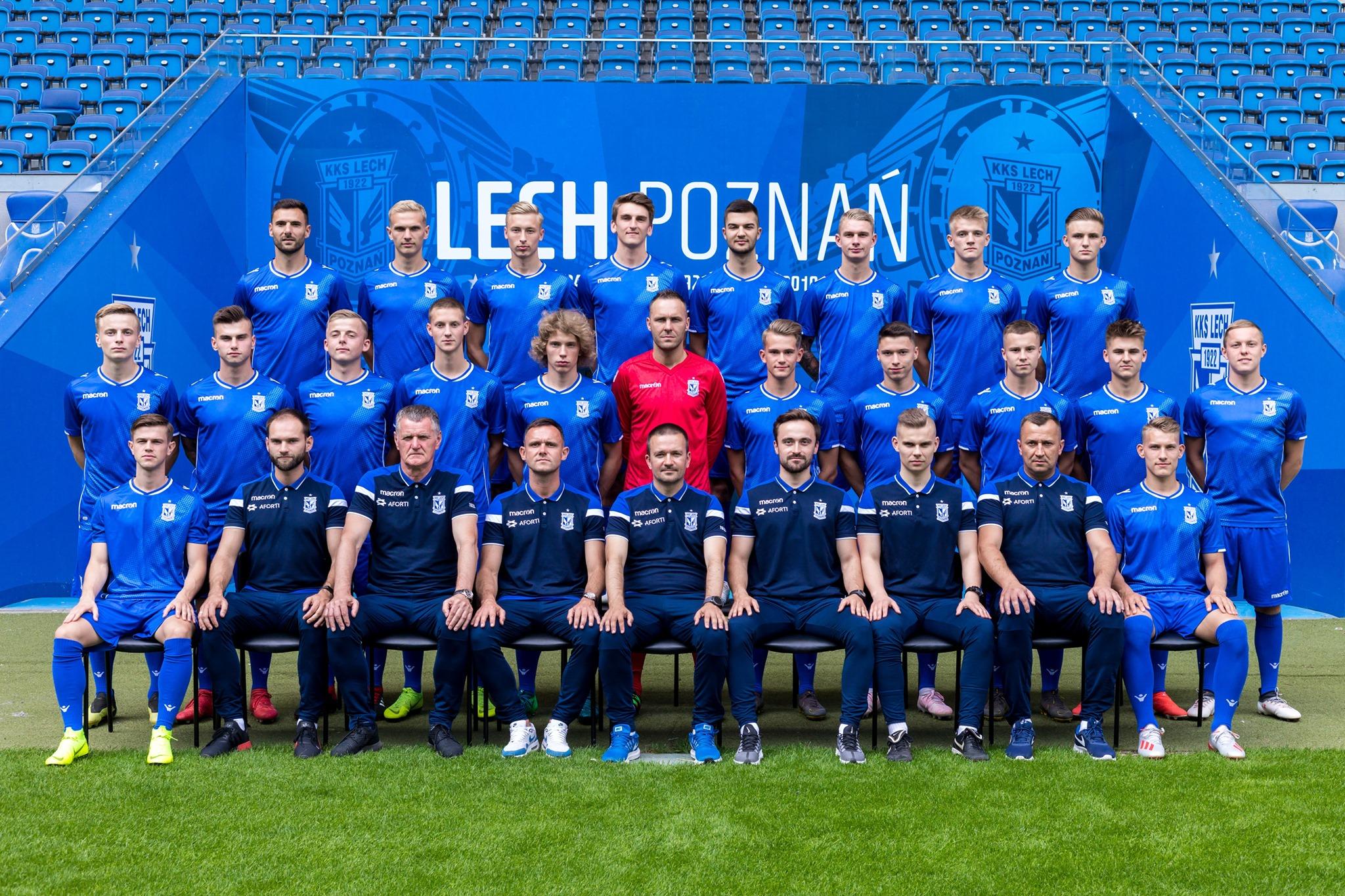 lech poznań II - FB: Lech II Poznań