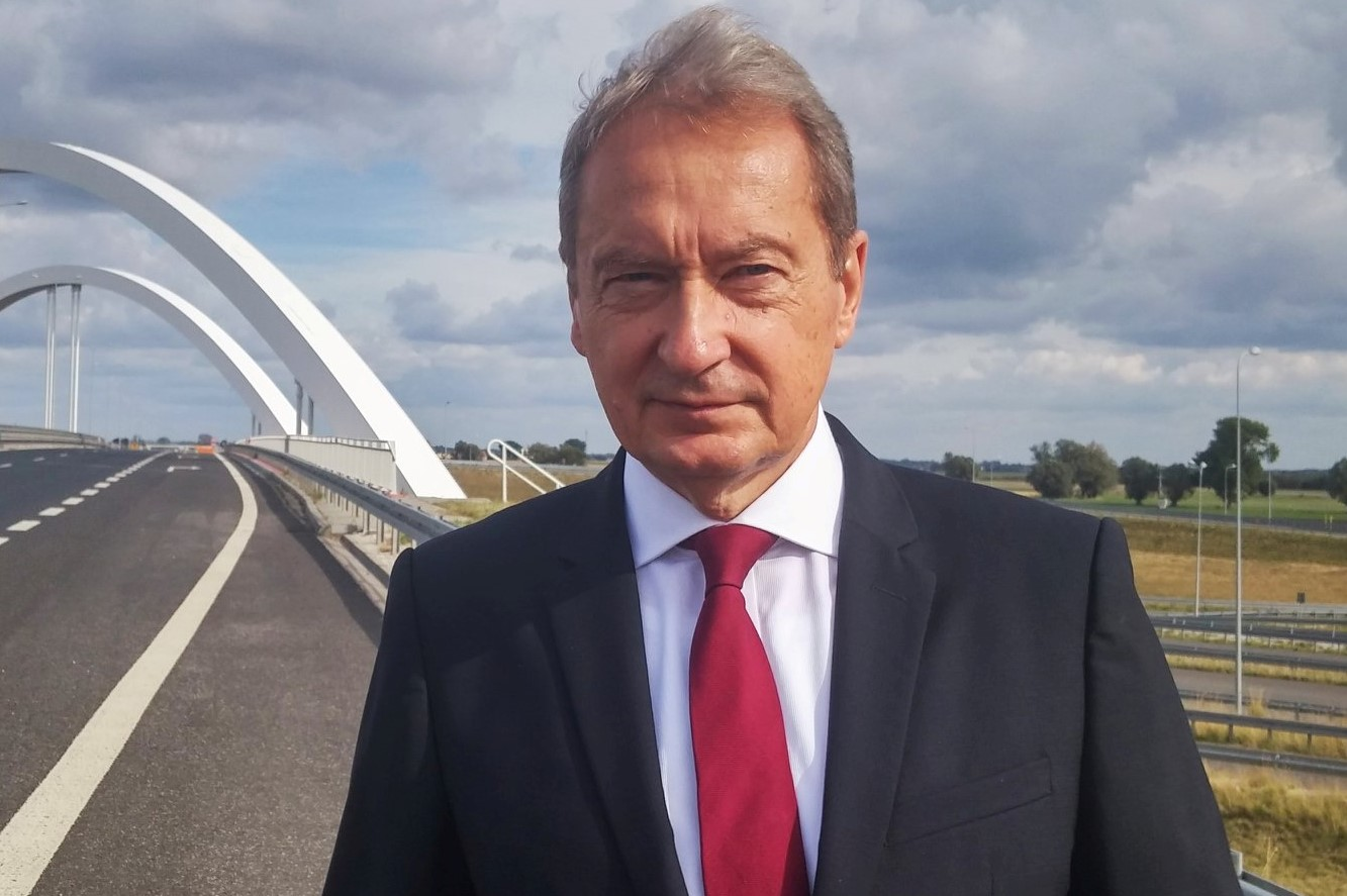 Poseł RP Paweł Arndt - FB: Poseł RP Paweł Arndt