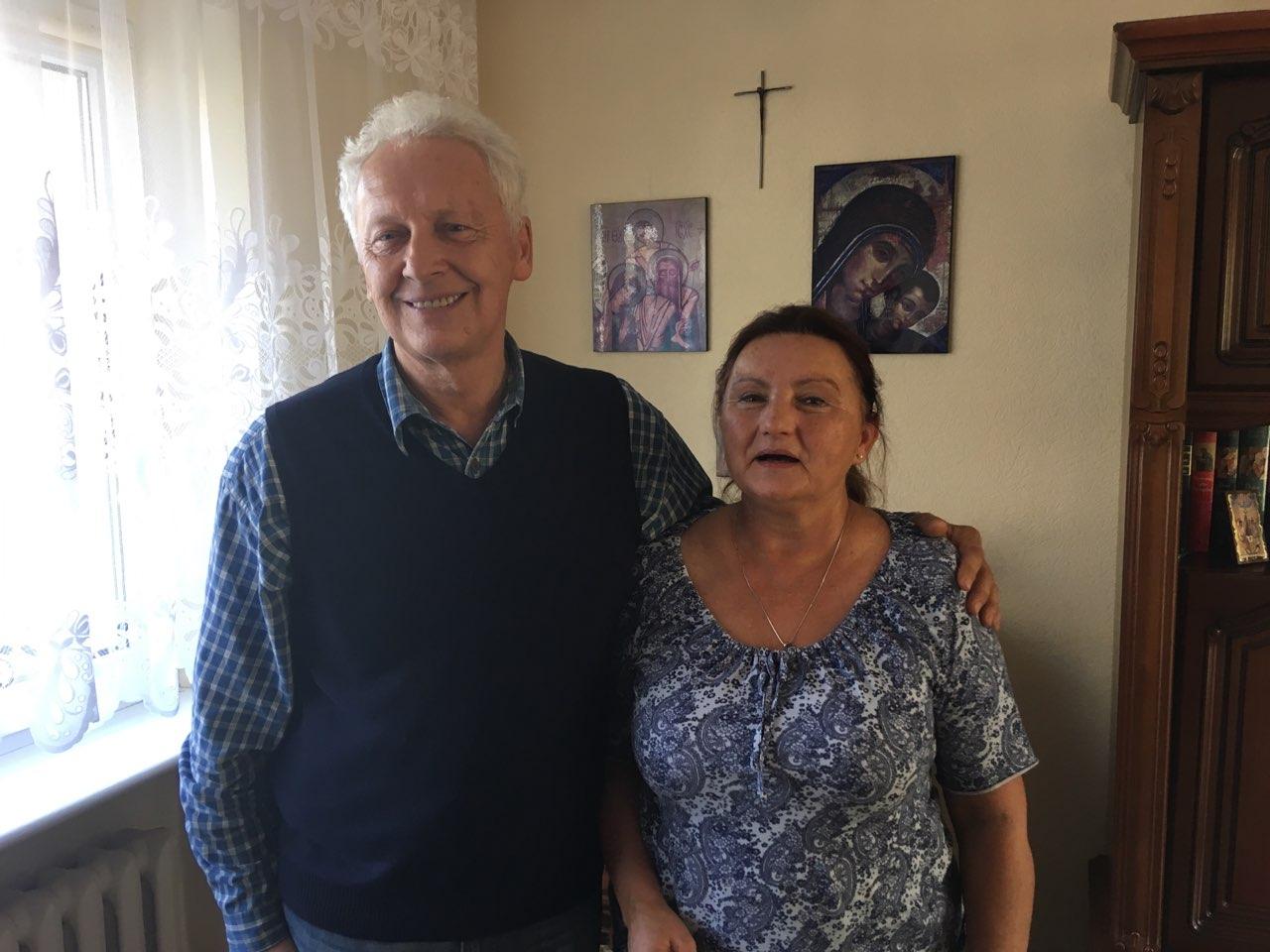 nauczyciele z gniezna jadą do kamerunu stelmaszykowie - Rafał Muniak