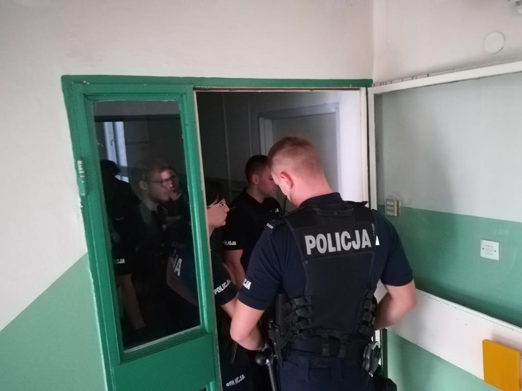 osiedle kopernika eksmisja kobiety - Krzysztof Polasik