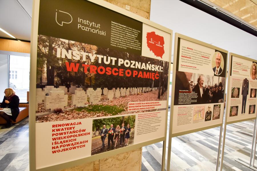 projekt renowacji grobów żołnierzy powstania wielkopolskiego - Wojtek Wardejn