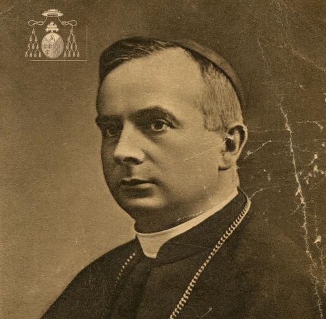 prymas Edmund Dalbor -  Muzeum Miasta Ostrowa Wielkopolskiego