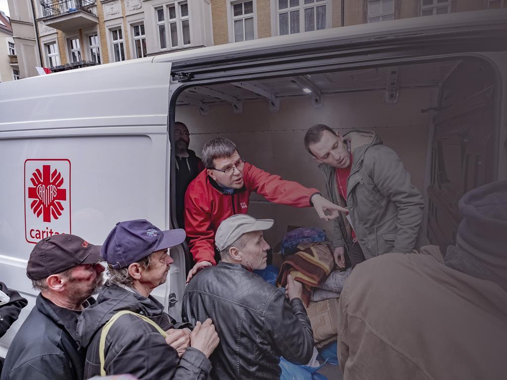 caritas pomaga potrzebującym - Caritas Poznań