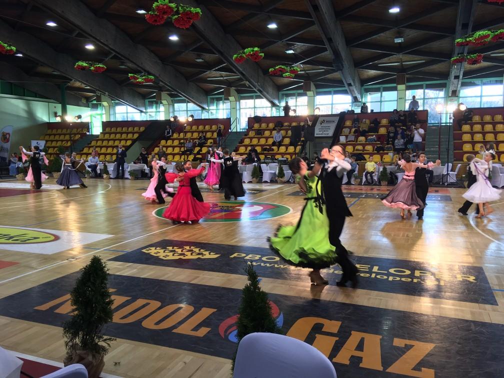 II Festiwal Tańca Towarzyskiego - Jacek Marciniak