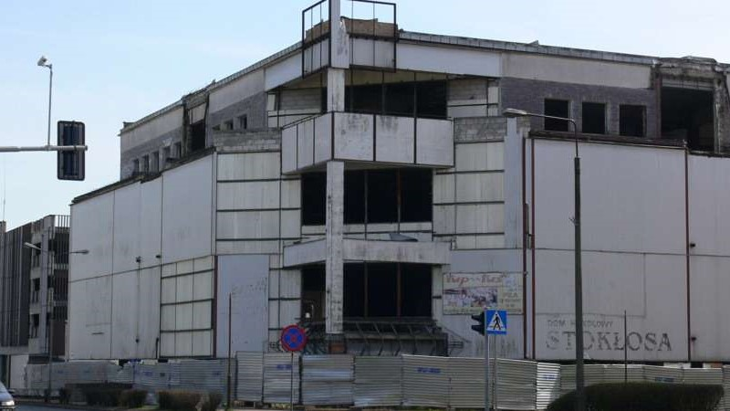 dom handlowy stokłosa piła - Miasto Piła