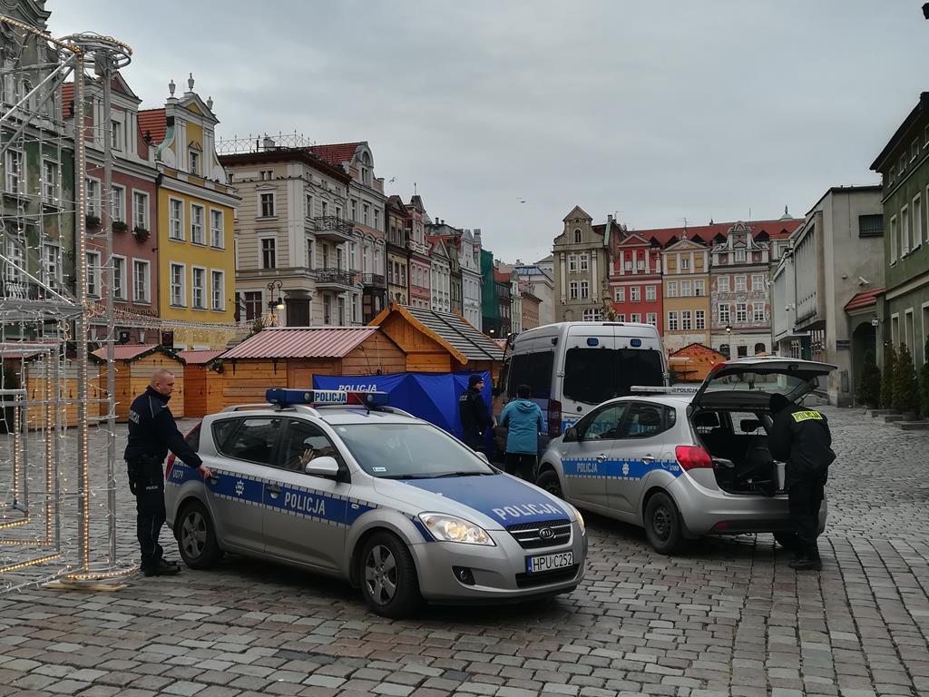 żonarodzeniowym jarmarku w Poznaniu samobójstwo - Krzysztof Polasik