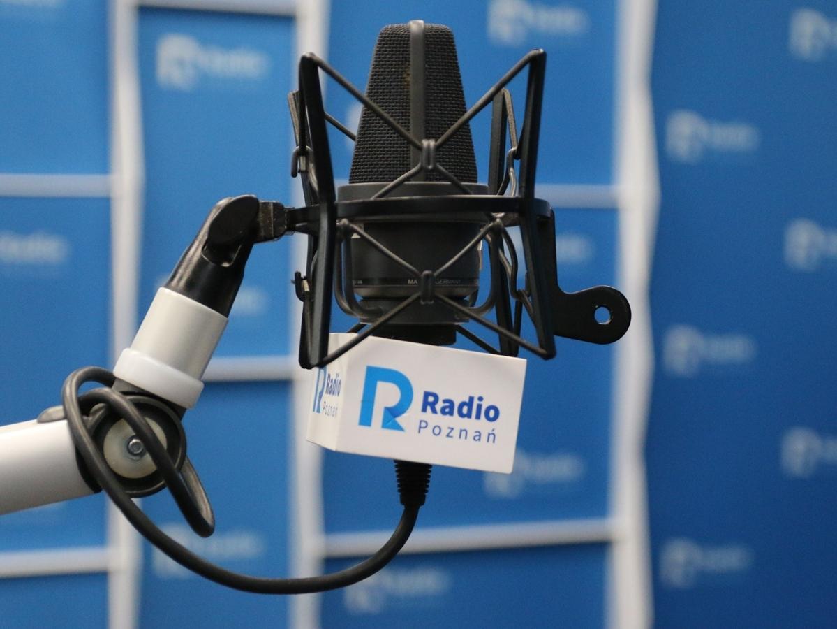 radio poznań mikrofon - Kacper Witt - Radio Poznań