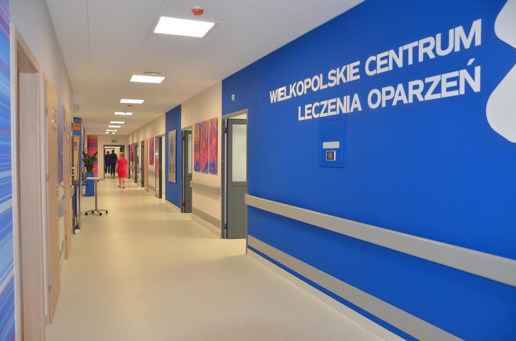 Centrum Leczenia Oparzeń w Ostrowie Wlkp - Wielkopolska Izba Lekarska