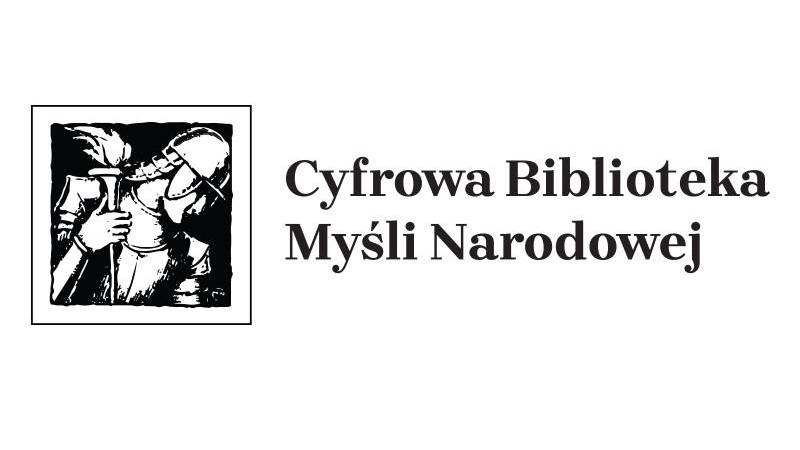 Cyfrowa Biblioteka Myśli Narodowej logo  - Fb:Cyfrowa Biblioteka Myśli Narodowej