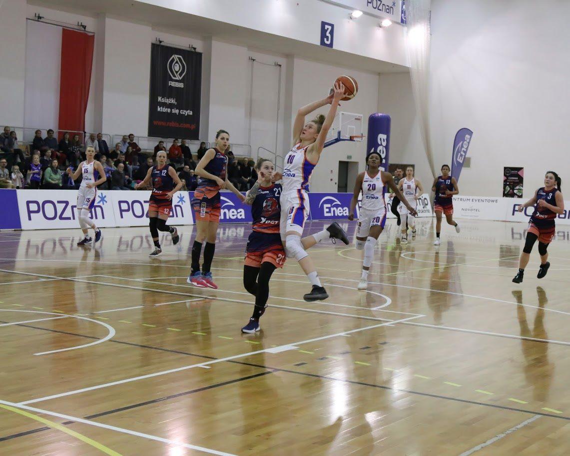enea azs poznan koszykówka - ENEA AZS Poznań