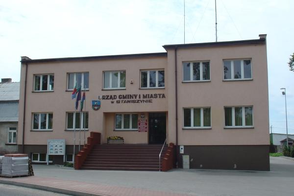 stawiszyn urząd miasta  - UM Stawiszyn