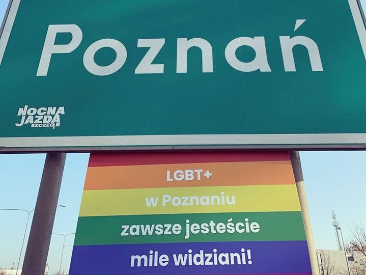 LGBT+ w Poznaniu jesteście zawsze mile widziani - Grupa Stonewall