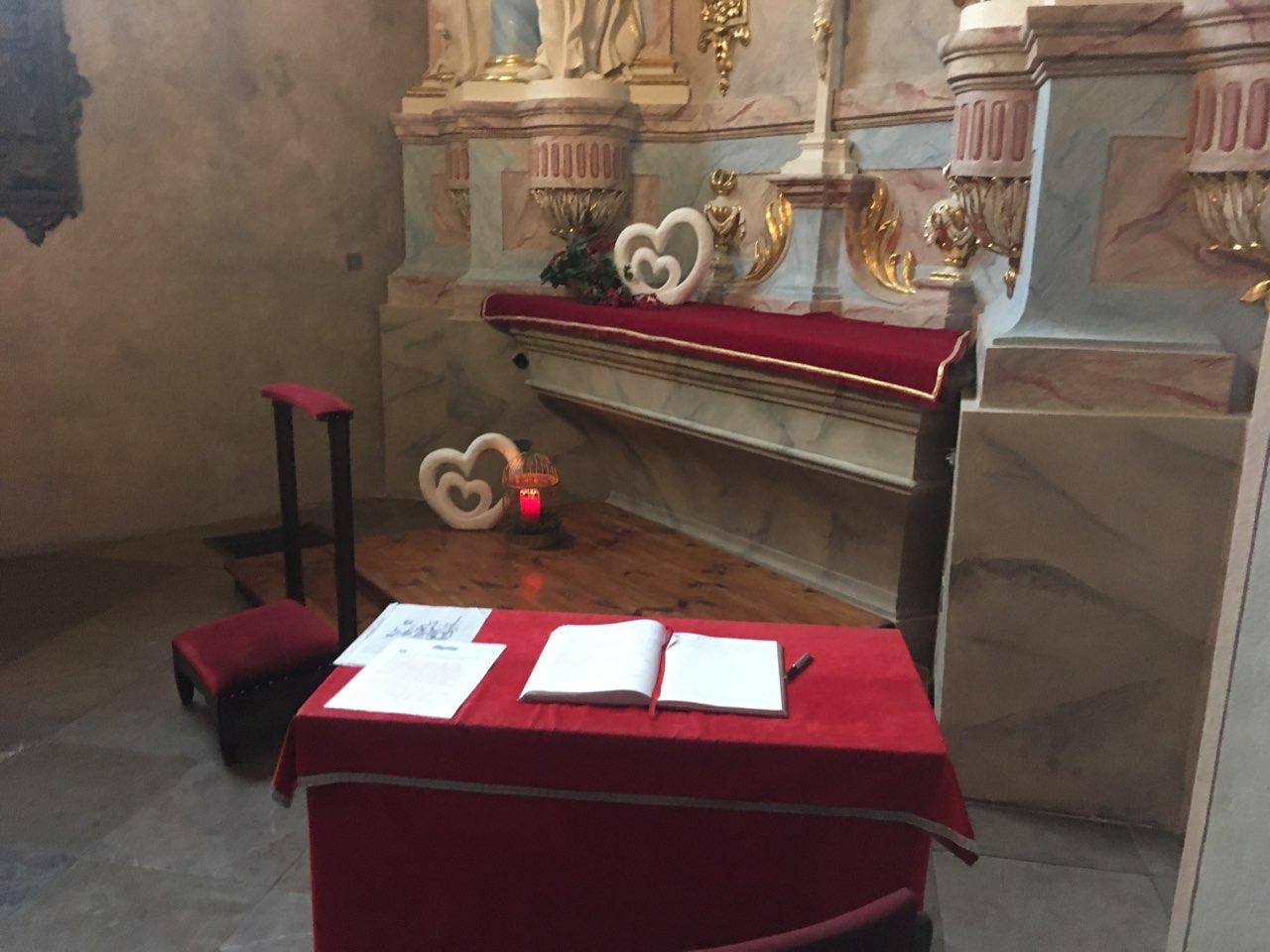 Kaplica pod wezwaniem świętego Walentego w gnieźnieńskiej katedrze - Rafał Muniak
