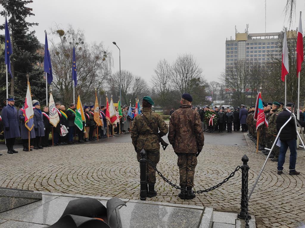 75. rocznica powrotu Piły do Polski - Przemysław Stochaj