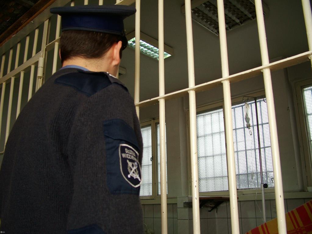 areszt więzienie kraty  - Wojtek Wardejn