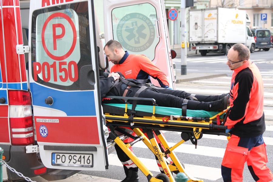 wypadek wyspańskiego głogowska  - Leon Bielewicz