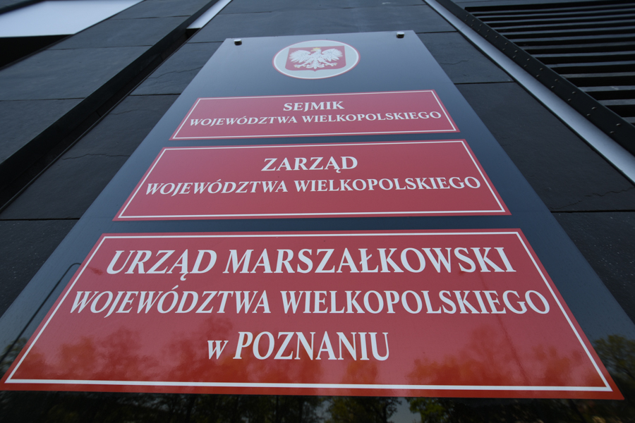 Urząd Marszałkowski  - Wojtek Wardejn