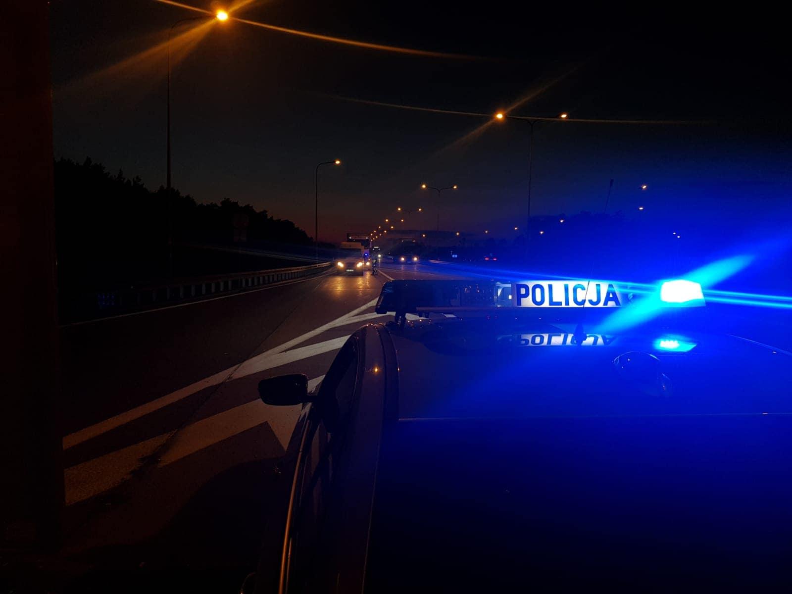 policja konwój  - Wielkopolska Policja