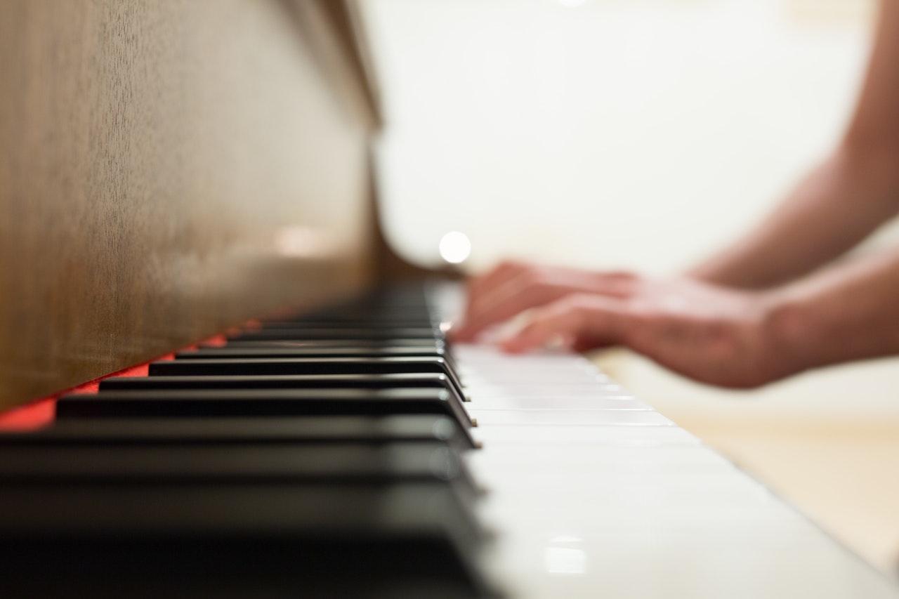 klawisze piano pianino muzyka instrument - Pexels