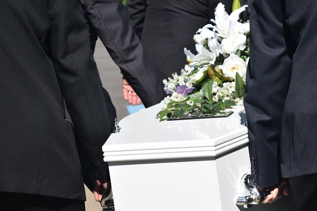 pogrzeb trumna stock - Pixabay