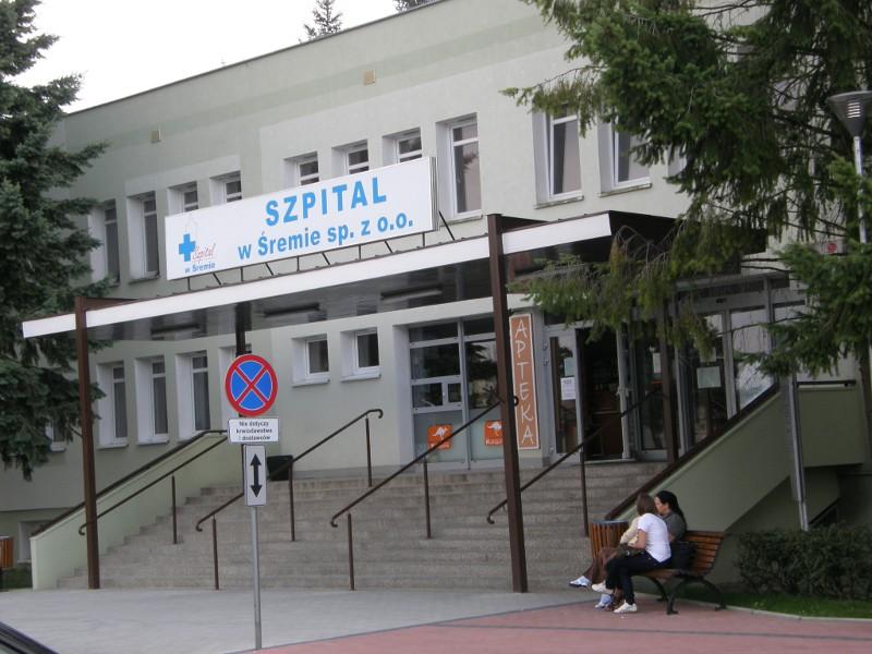 szpital śrem  - Szpital w Śremie