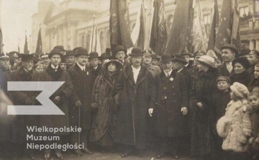 Wielkopolskie Muzeum Niepodległości zdjęcia paderewskiego - Wielkopolskie Muzeum Niepodległości