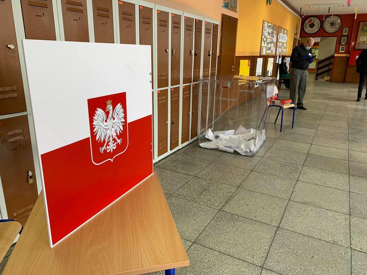 obrzycko wybory 2020 - Kacper Witt - Radio Poznań