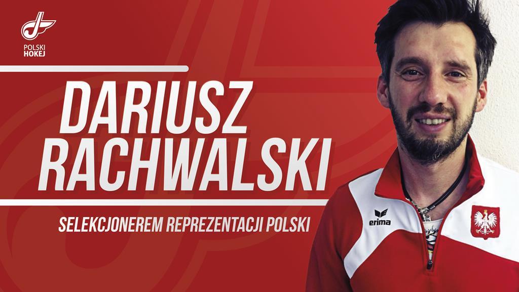 dariusz rachwalski trener hokej na trawie - PZHT
