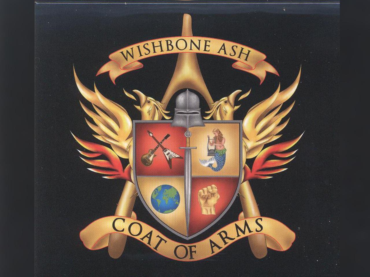 wishbone ash recenzja - Okładka