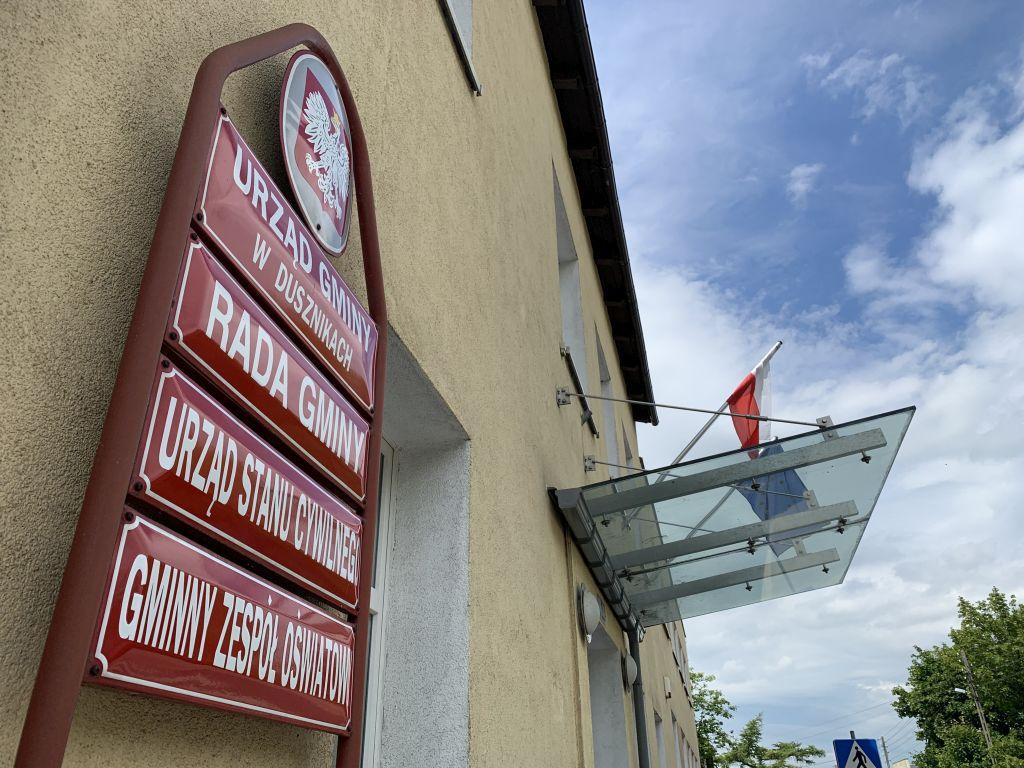 urząd gminy duszniki - Kacper Witt