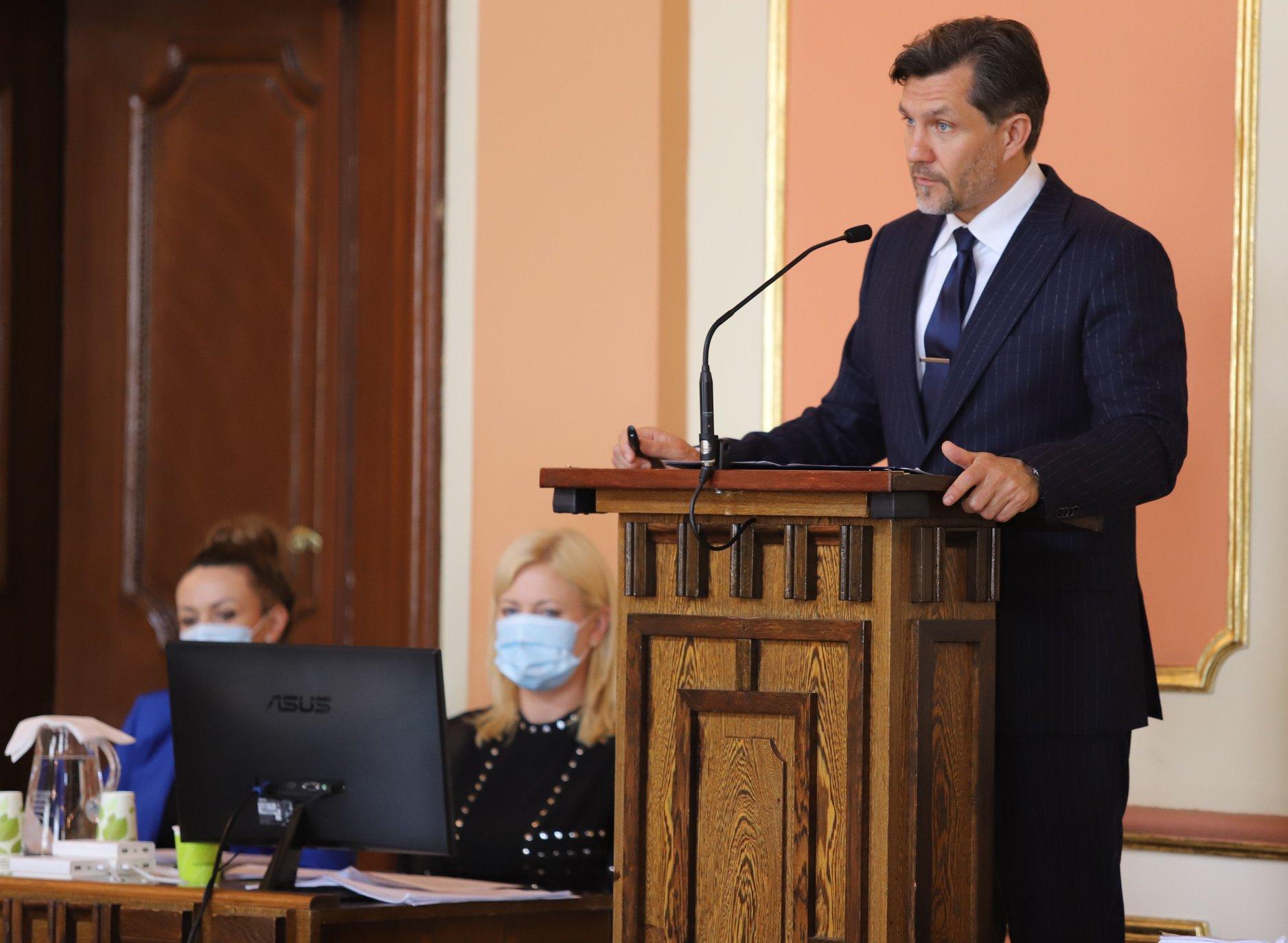 Krystian Kinastowski - Prezydent Kalisza - Krystian Kinastowski - Prezydent Kalisza