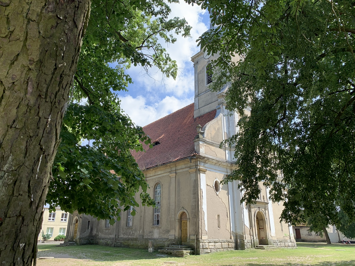 obrzycko kościół plac lipowy - Kacper Witt - Radio Poznań